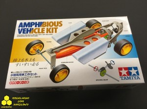 Tamiya Edu Set 70119 Amfibia