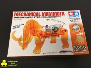 Tamiya Edu Set 71124 Mechaniczny Mamut