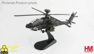Hobby Master HH1202 Boeing AH-64D Longbow (Late Variant) 05-7011, 1st Attack Recon. Bttn., 1st Combat Aviation Brigade, 1st ID, US Army, Camp Speicher, Tikrit, Iraq 2010