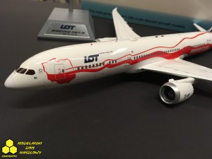 INFLIGHT 200 BOEING 787-9 LOT Polish Airlines