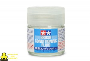 Tamiya 87181 Brush Conditioning Fluid Preparat do renowacji pędzli