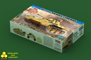 Hobby Boss 82460 German VK1602 Leopard