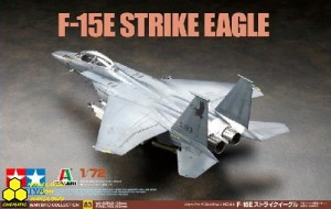 Tamiya 60783 F-15E Strike Eagle