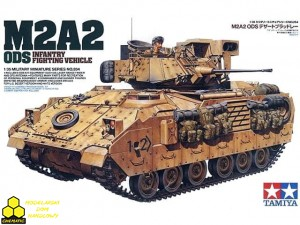 Tamiya 35264 M2A2 ODS / Infantry Fighting Vehicle (IFV)
