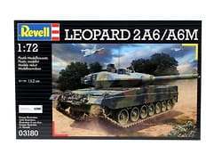 Revell 03180 Leopard 2 A6/A6M