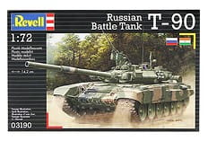 Revell 03190 Russian Battle Tank T-90