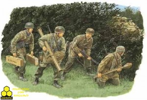 Dragon 6127 Hedgerow Tank Hunters - Fallschirmjager Normandy 1944