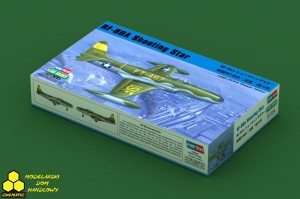 Hobby Boss 81724 RF-80A Shooting Star