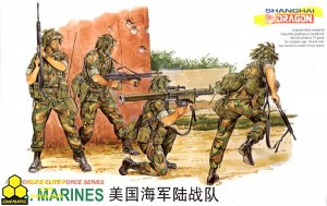 Dragon 3007 U.S. Marines