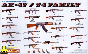Dragon 3802 AK-47/74 Family