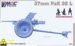 Mac Distribution 72112 37mm PaK 36 L