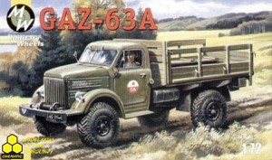 Military Wheels 7226 GAZ-63A