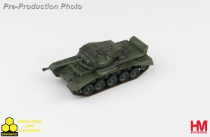 "Hobby Master HG5207 British A34 Comet ""Iron Duke IV"" T335104, HQ, 1st RTR, 7th Armoured Division, Germany 1945"