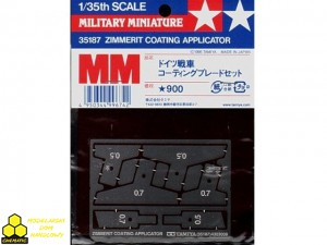 Tamiya 35187 Zimmerit Coating Applicator