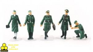 PMA MODELS PMA P0408 German Officer A