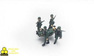 PMA MODELS PMA P0409 German Wounded Soldier