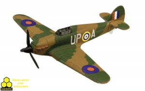 Corgi CS90620 Corgi Showcase Hawker Hurricane