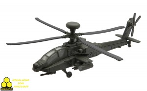 Corgi CS90623 Corgi Showcase Apache