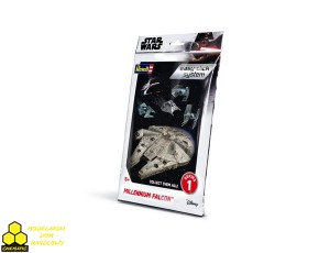 Revell 01100 Millenium Falcon Easy Click Pocket