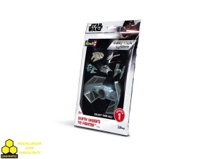 Revell 01102 Darth Vader's TIE Fighter Easy Click Pocket