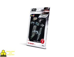 Revell 01105 TIE Fighter Easy Click Pocket