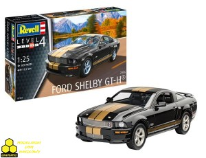 Revell 07665 Ford Mustang Shelby GT-H 1:25