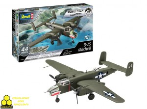 Revell 63650 B-25 Mitchell Model Set