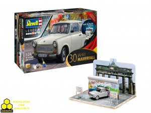 Revell 07619 Trabant 30th Anniversary Fall of the Berlin Wall