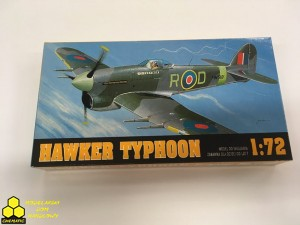 Chematic Hawker Typhoon