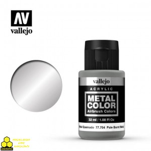 VALLEJO 77.704 Pale Burnt Metal