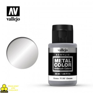 VALLEJO 77.707 Chrome