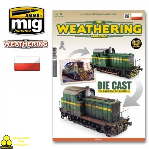The Weathering Magazine DIE CAST OD ZABAWKI DO MODELU