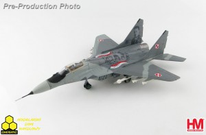 "Hobby Master HA6502 MIG-29A Fulcrum 4120, Polish Air Force ""100th Anniversary"""