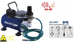 Mar AD-4001 Mini Kompresor