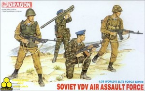 Dragon 3003 Soviet VDV Air Assault Force World´s Elite Force Series