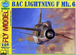 Fly Model Nr 146 BAC Lightning F Mk.6