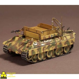 War Master TK0054 Bergepanther Sd.Kfz.179 Armoured Tank Recovery Vehicle USSR 1943