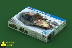 Hobby Boss 83828 Finnish T-50 Tank
