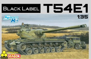 "Dragon 3560 T54E1 - Smart Kit ""Black Label Series"""