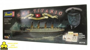 Revell 05715 R.M.S. Titanic 100th Anniversary Edition