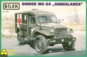 Bilek 994 Dodge WC-54 Ambulance