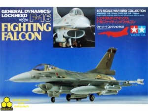 Tamiya 60701 F-16 Fighting Falcon