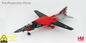 "Hobby Master HA5307 MIG-23MF Flogger ""Hell Fighter"" 3646, Czech Republic Air Force, 1994"