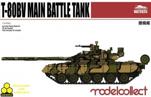 Modelcollect UA72025 T-80BV Main Battle Tank
