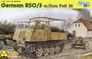 Dragon 6684 German RSO/03 w/5cm PaK 38