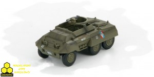 Hobby Master HG3803 US M20 Armored Utility Car Free French Army 5th Armored Division 2nd Dragoons Regiment Command vehicle France, August 1944