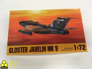Chematic Gloster Javelin