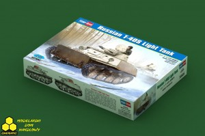 Hobby Boss 83826 Russian T-40S Light Tank
