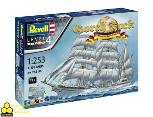 Revell 05695 Gorch Fock - 60th Anniversary