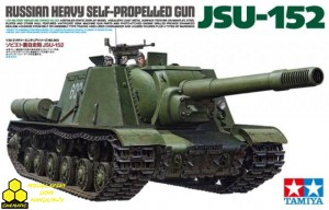 Tamiya 35303 Russian Heavy Self-Propelled Gun JSU-152